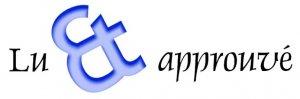 Logo Lu et approuvé