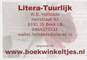 Logo Litera-Tuurlijk