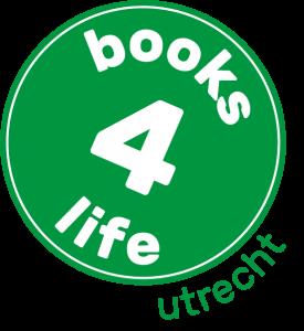 Logo Books 4 Life Utrecht