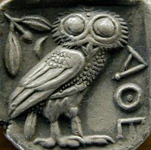 Logo Uilen naar Athene