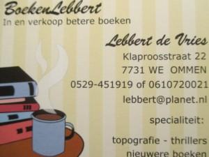 Logo BoekenLebbert