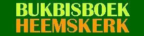 Afbeelding van Bukbisboek